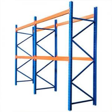 Selective Warehouse Storage Pallet Rack Automated Warehouse Racking System