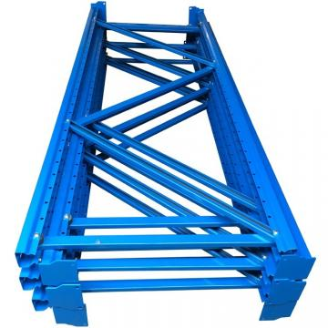 Industrial Commercial Double Stacking Gondola Pallet Warehouse Storage Stainless Steel Pallet Rack Shelf