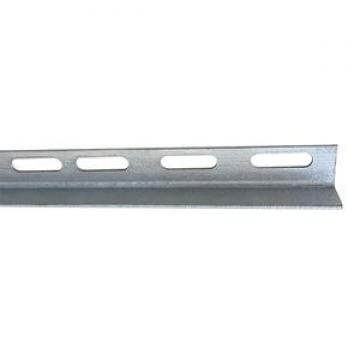 3mm Thick 200mm Dimension Slotted 420j2 Grade Stainless Steel 45 Degree Angle Iron