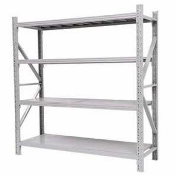 Industrial Selective Pallet Racking Systems for Heavy Material Storage