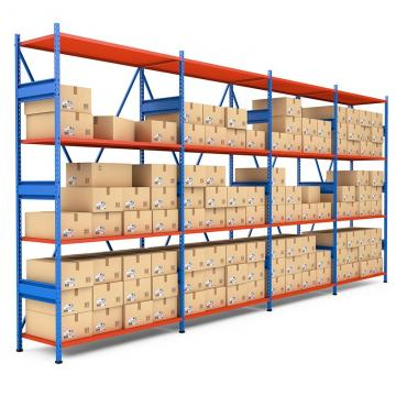 Nanjing Manufacturer 3t Per Layer Heavy Duty Metal Warehouse Storage Pallet Rack for Industrial