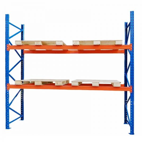China Manufacturer Steel Heavy Duty Industrial Pallet Rack