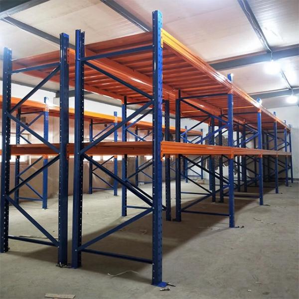 Fixed Steel Cantilever Pallet Rack Shelving for Pipes