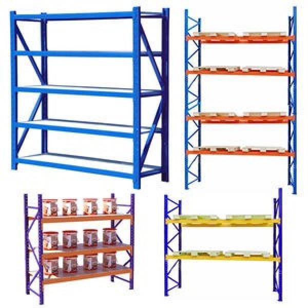 4 Adjustable Shelves Display Shelves